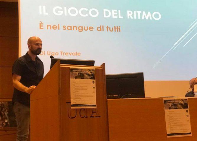 IL GIOCO DEL RITMO - Ugo Trevale - Università degli Studi di Chieti/Pescara