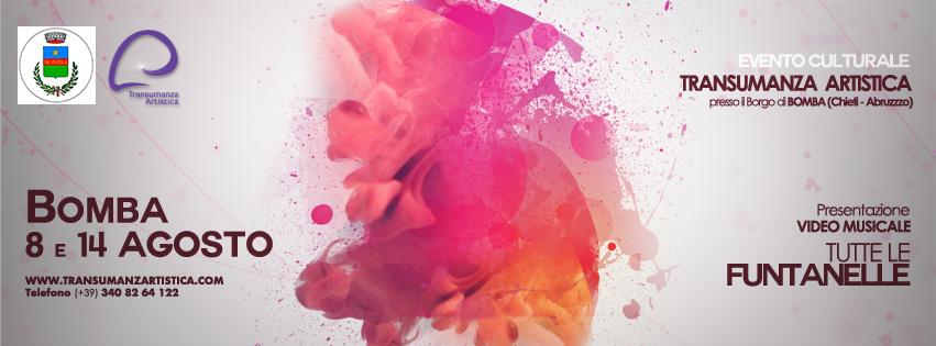 Transumanza Artistica a BOMBA - Agosto 2020